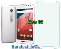 Lamina Vidrio Templado Motorola G 3era Generación