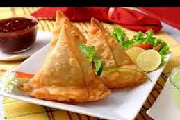 Aloo Channa Cheese Samosa Recipe