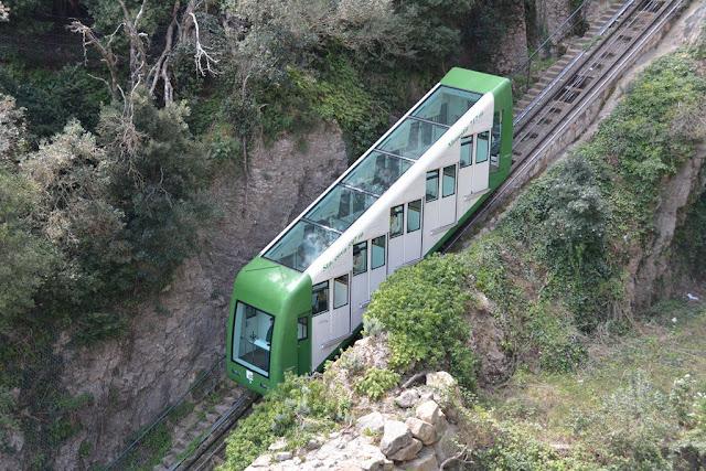 Montserrat train