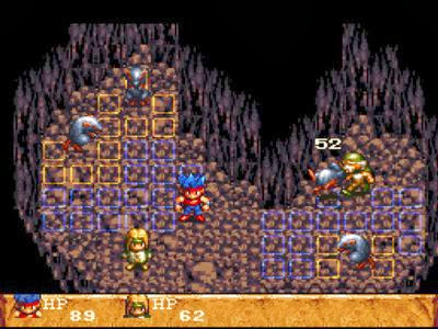Treasure Hunter G (SNES)