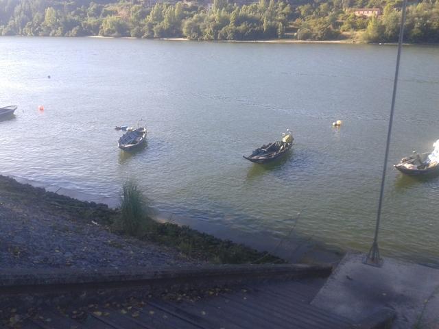 Barcos Rio Douro