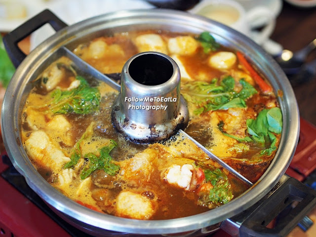 Wonderfully Delicious Tom Yam Broth