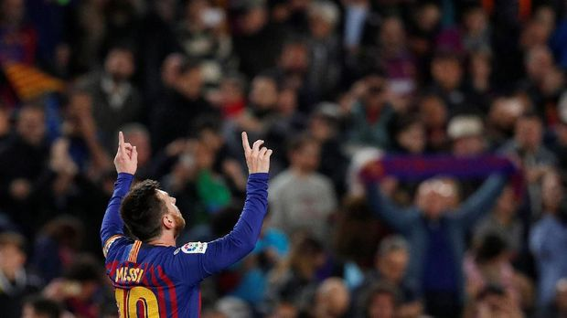 Inilah Rekor Messi Vs Liverpool 120 Menit Dan Dua Tembakan Tidak Gol 2019