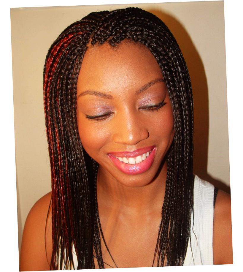 African American Braided Hair Styles 2016