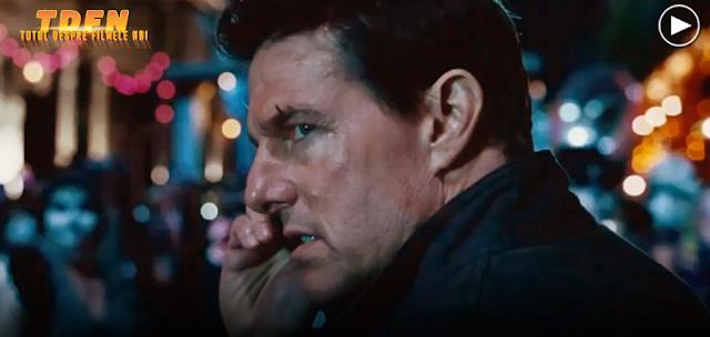 Tom Cruise în  primul trailer pentru continuarea Jack Reacher 2: Never Go Back