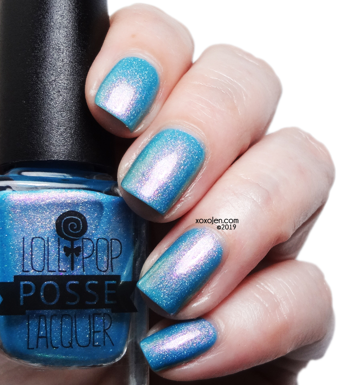 xoxoJen's swatch of Lollipop Posse Seriously Fudged Up