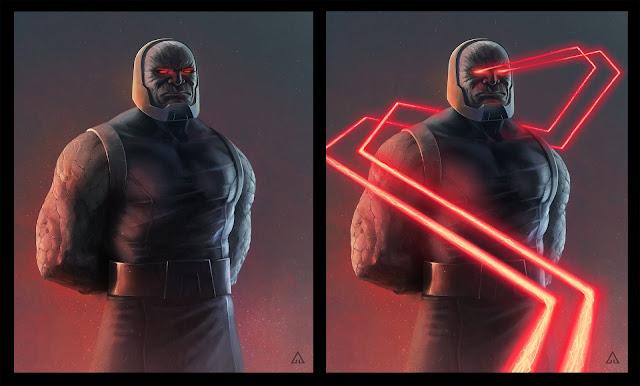 daftar kekuatan darkseid