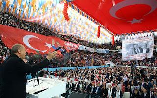 Ερντογάν: Στρατηγικός μας στόχος η ένταξη στην ΕΕ