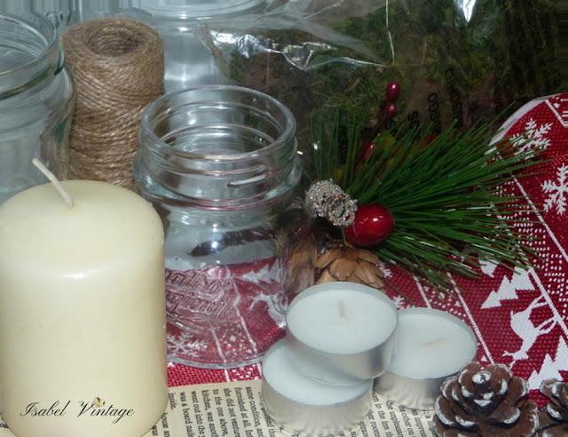 decorar-frascos-navidad