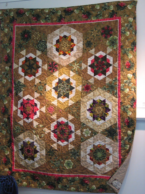 In Stitches & Seams Quilt Show