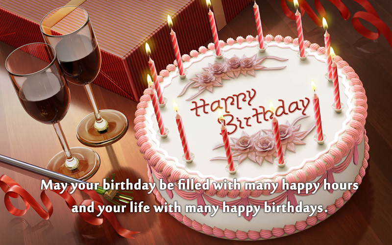 Birthday Wishes SMS in English for Lover