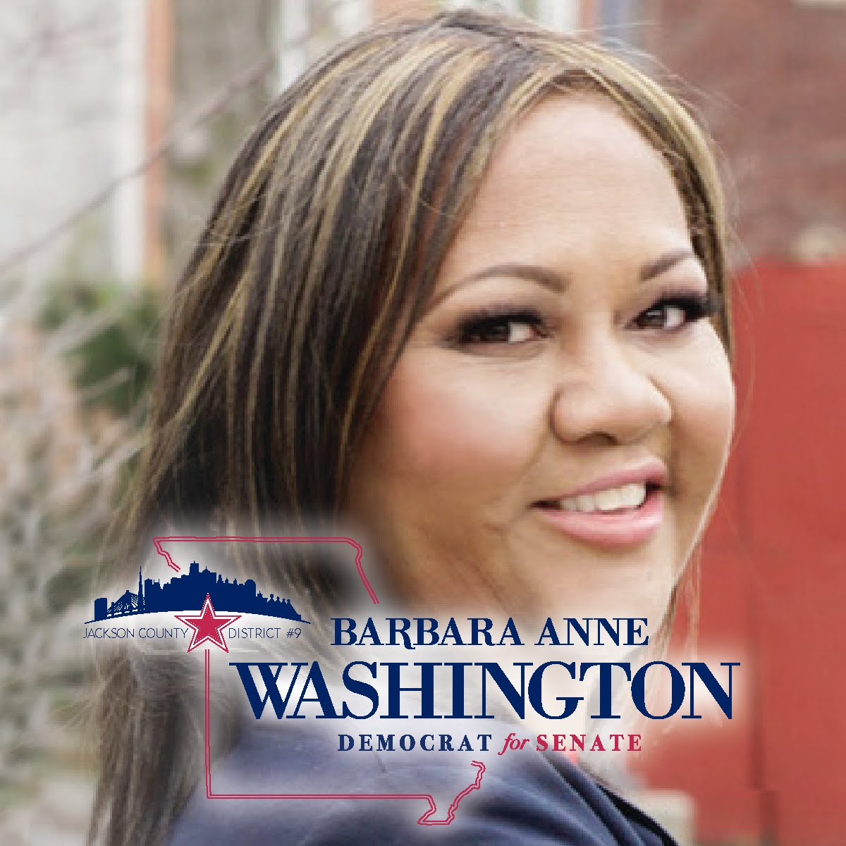 Barbara Anne Washingon for Senate