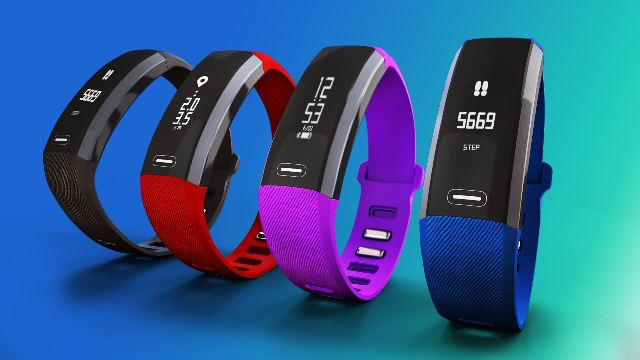 best fitnes trackers in india