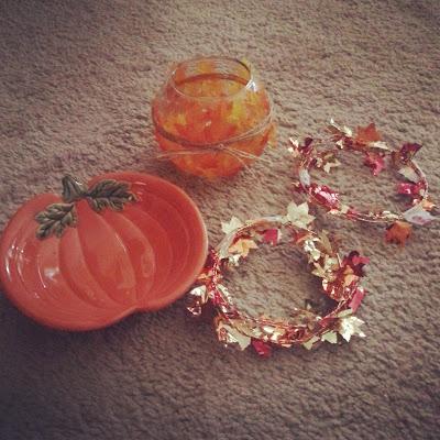 crafts, fall, pumpkins