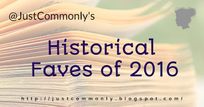 Annie's Year-End 2016 Historical Fiction Favorite Reads + Giveaways