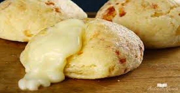 Pão de Queijo com Bastante Queijo (Imagem: Reprodução/Internet)