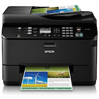 Epson WorkForce Pro WP-4530 WorkForce Series driver download