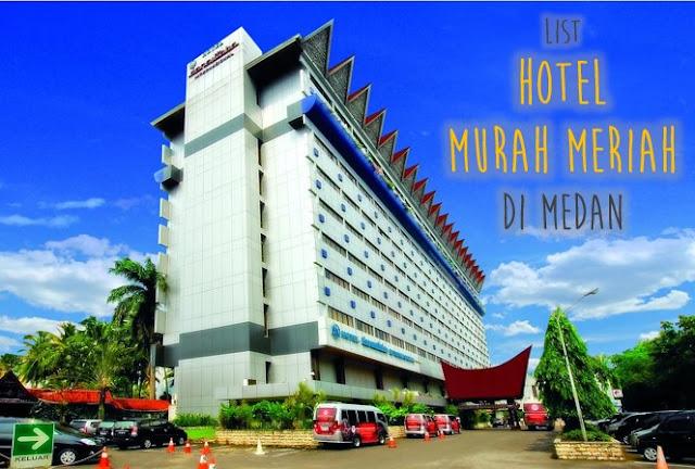 hotel murah meriah medan