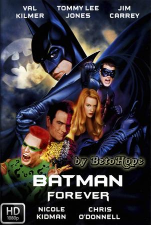 Batman Forever [1995] HD 1080P Latino [Google Drive] GloboTV