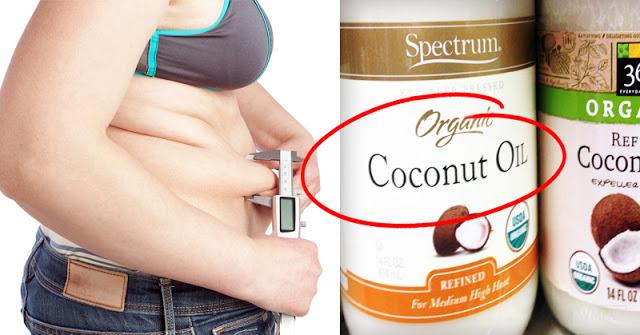 uleiul de cocos te ajuta sa slabesti