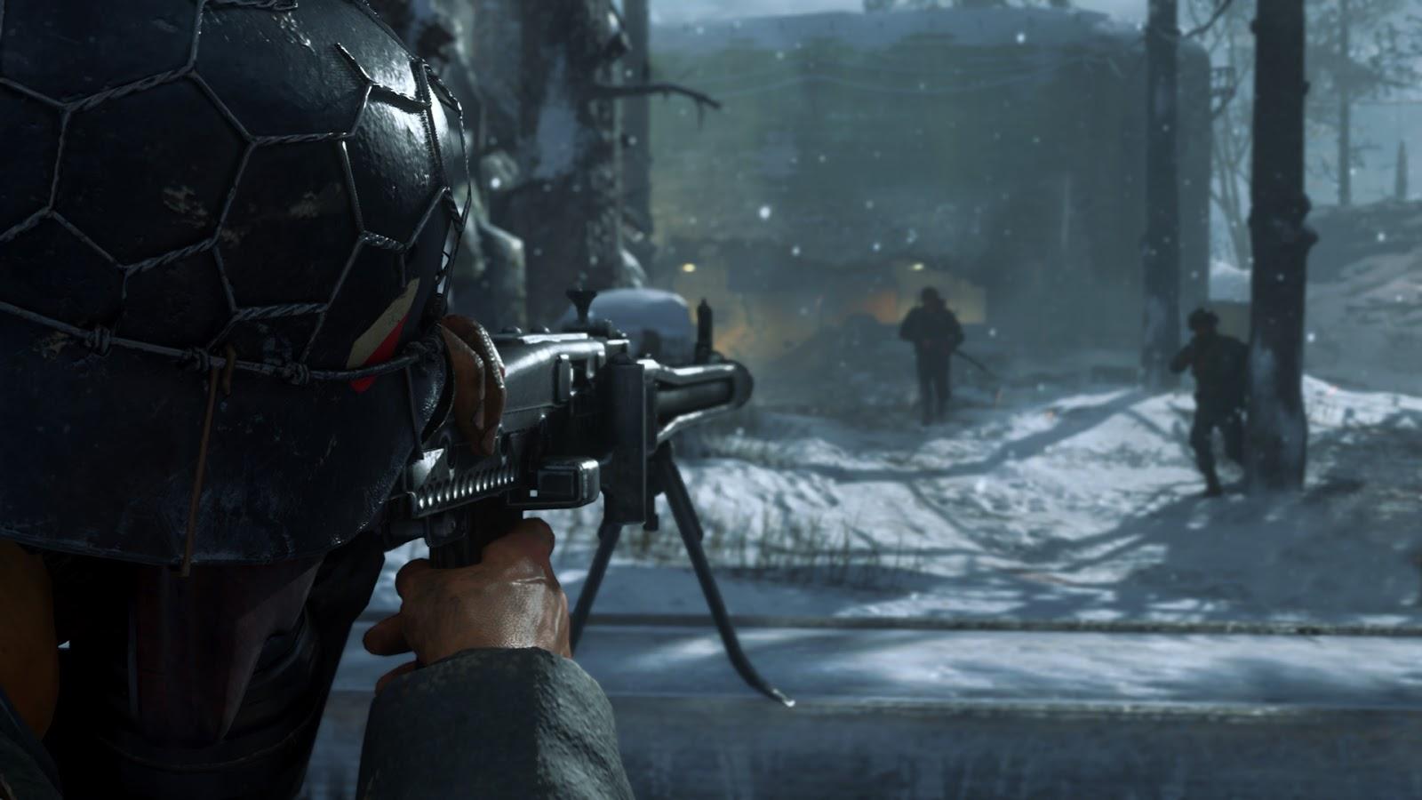 Call Of Duty WWII PC Full ESPAÑOL (RELOADED) + REPACK 14 DVD5 (JPW) 6