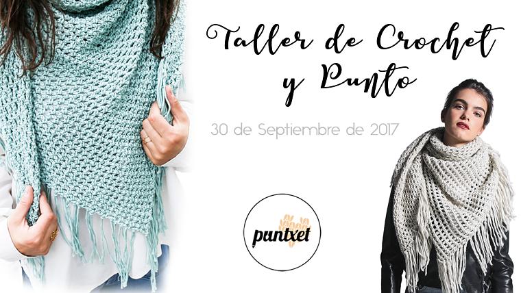 PUNTXET Taller de crochet y punto en Barcelona