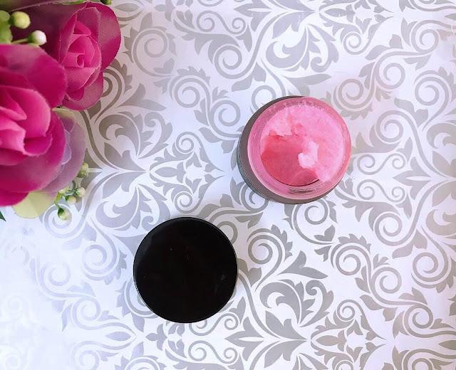 ENN Kandy Floss Lip Scrub Review