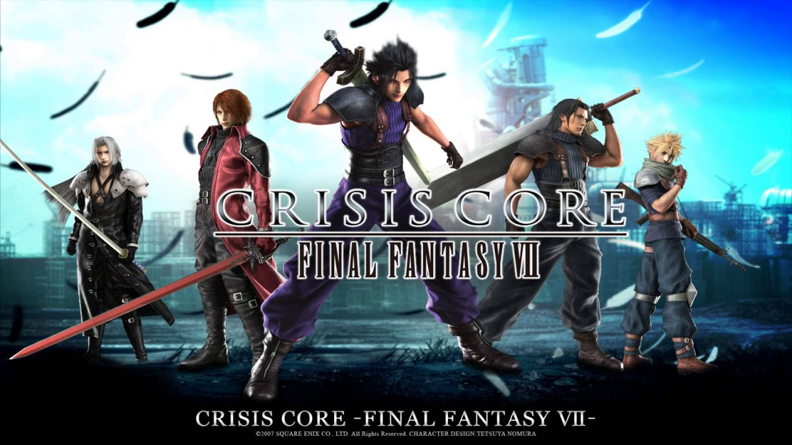 Download Game Ppsspp Final Fantasy Crisis Core Cso