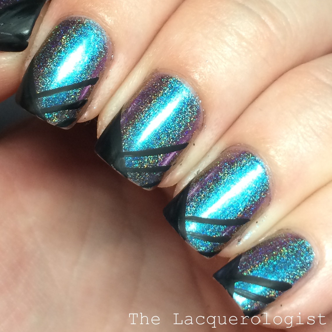THE NAIL BLOGGER CUP! • Casual Contrast