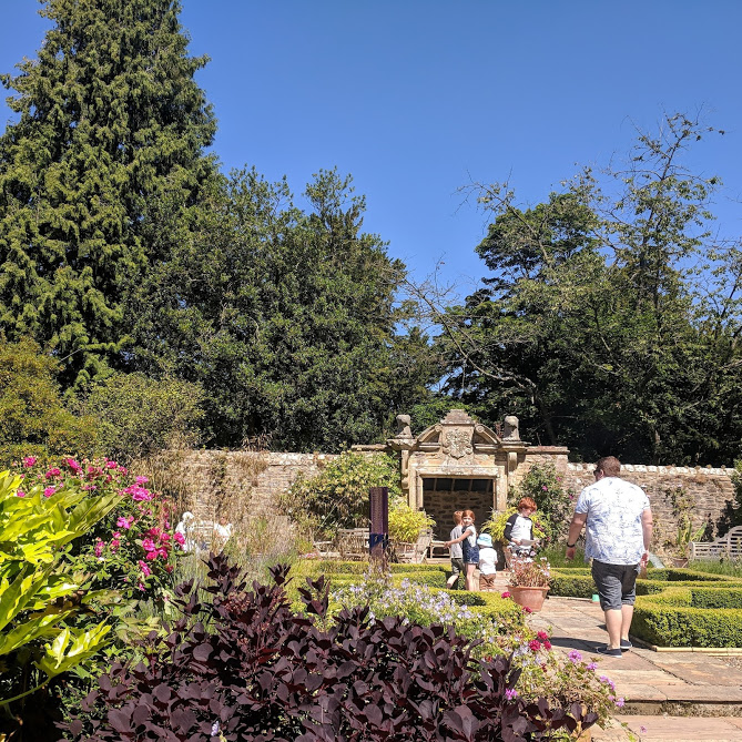 Cheeseburn Sculpture Gardens Review | Opening Dates & Top Tips for Visiting  - flower gardens