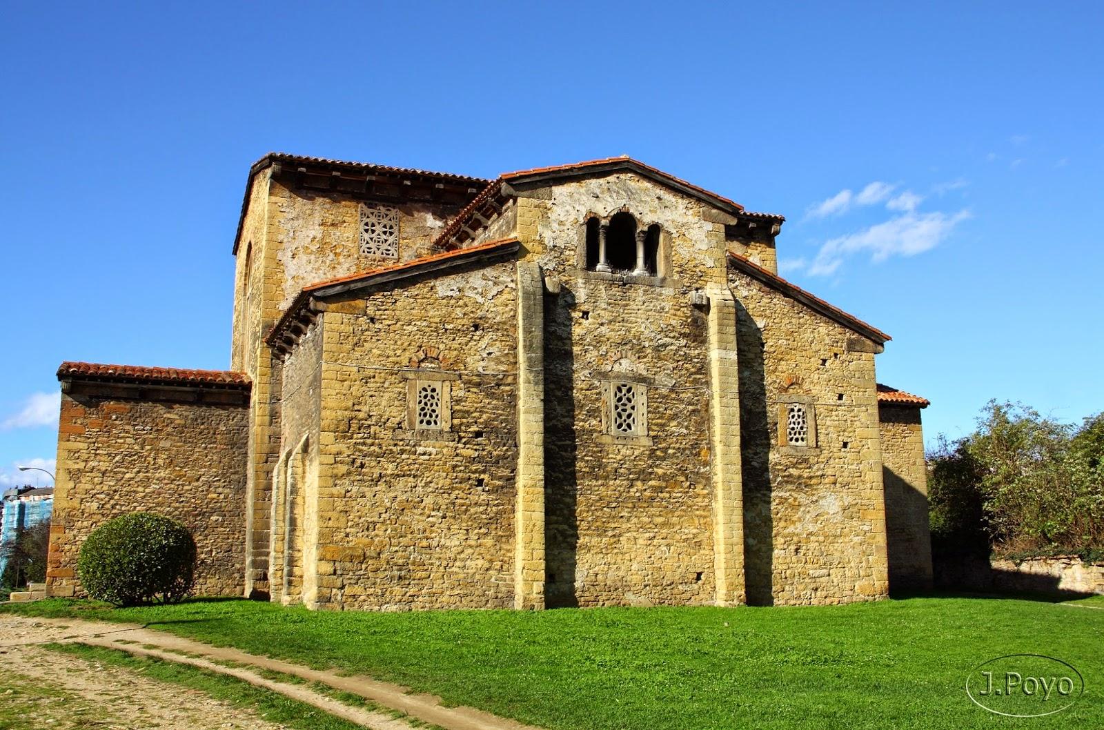 San Julian de los Prados, Asturias
