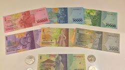 Peluncuran Uang Baru 2016