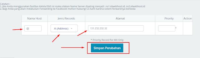 Cara Mengarahkan Domain Ke Ip Vps Atau Server Sendiri
