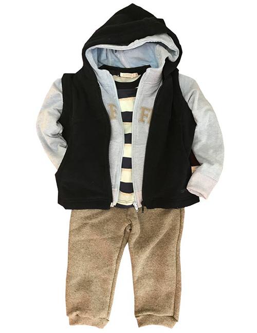Moda invierno 2017 ropa para niños moda bebes.