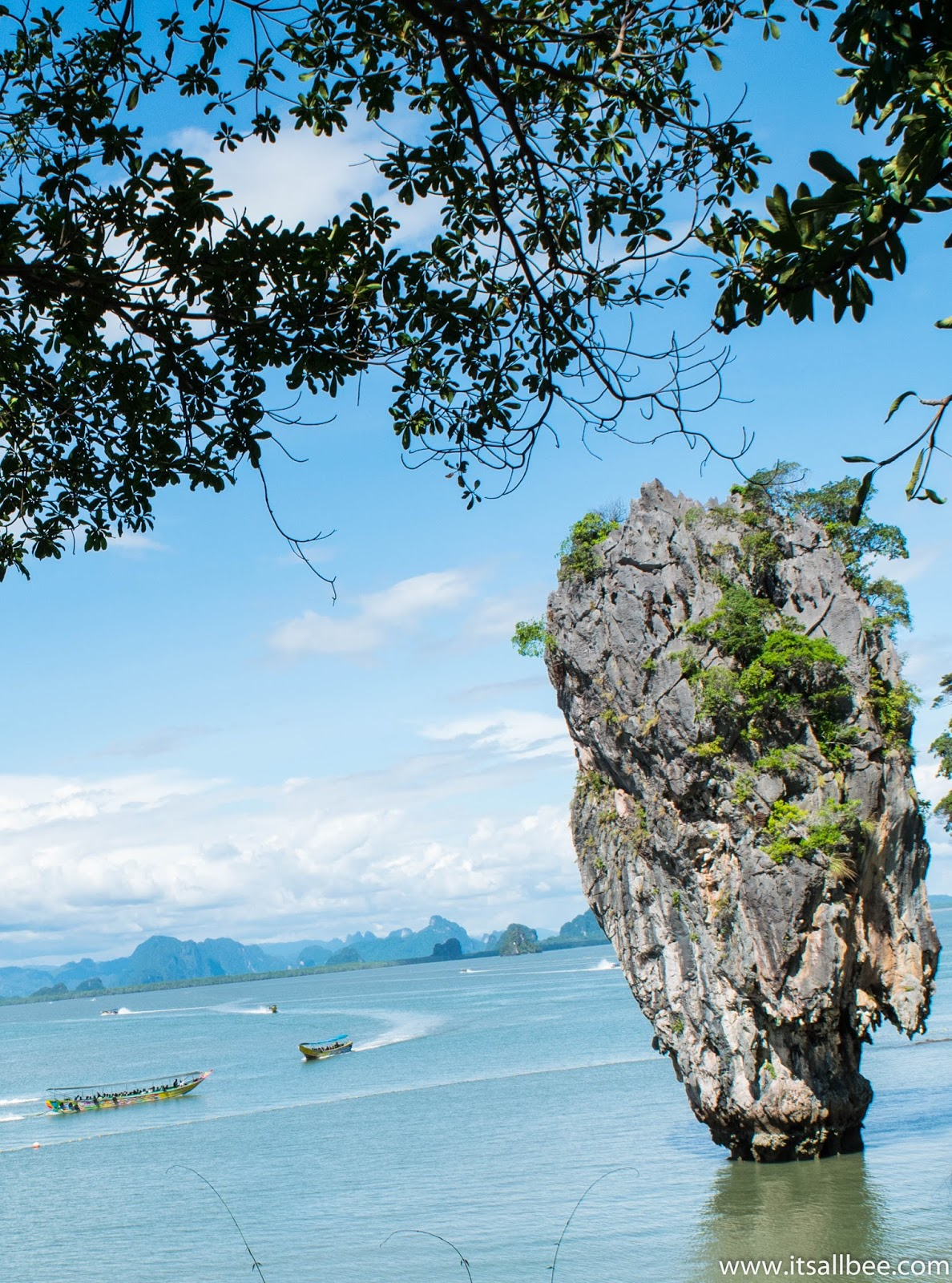 Things to do in Phuket | 10 Experiences You Need To Have In Phuket - James Bond Island
