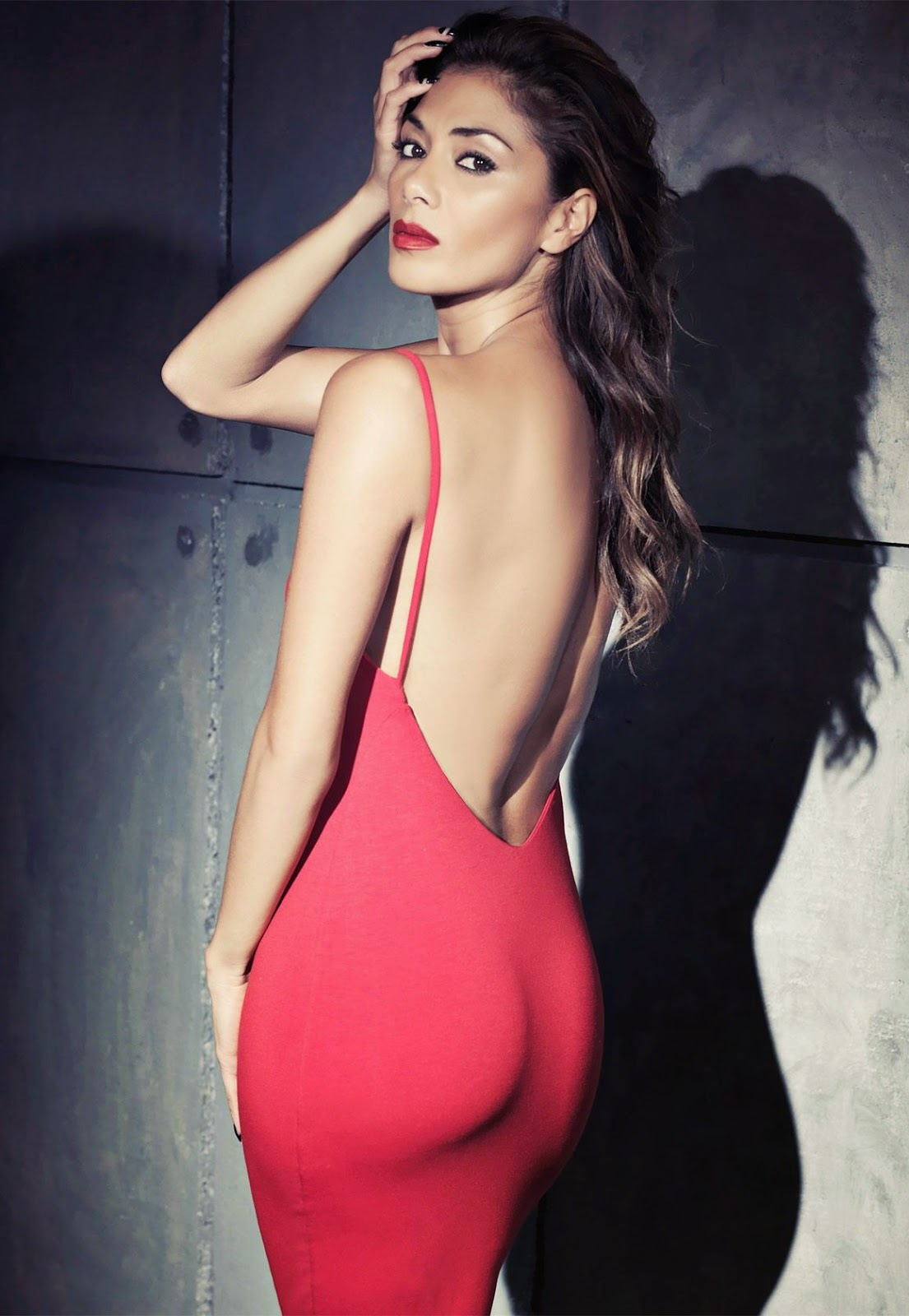 Nicole Scherzinger - Missguided Collection Photoshoot PIC 1