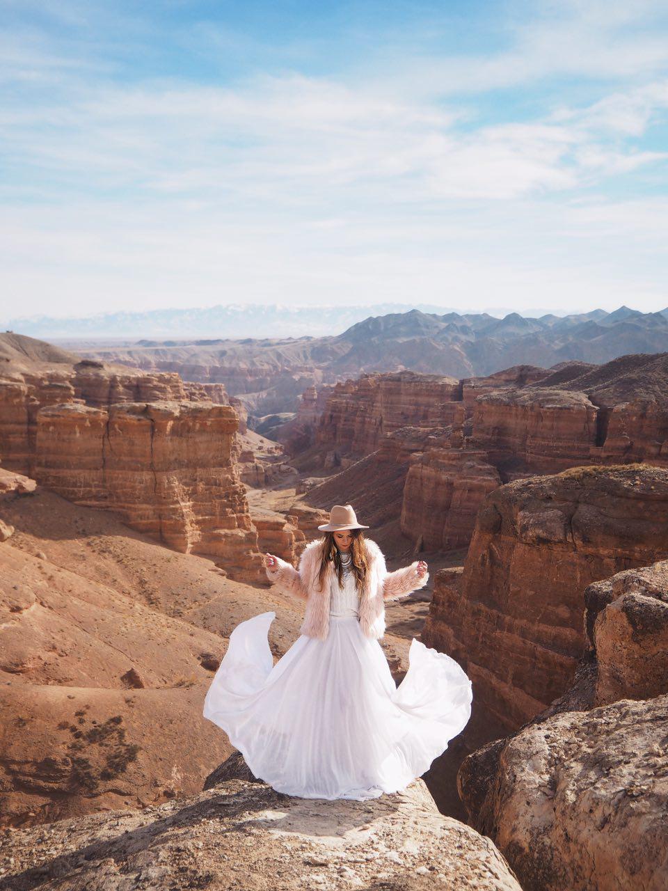 что посмотреть в казахстане Чарынский каньон