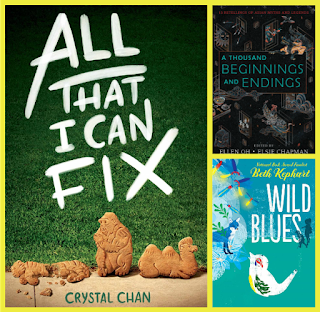 June novels with starred reviews
