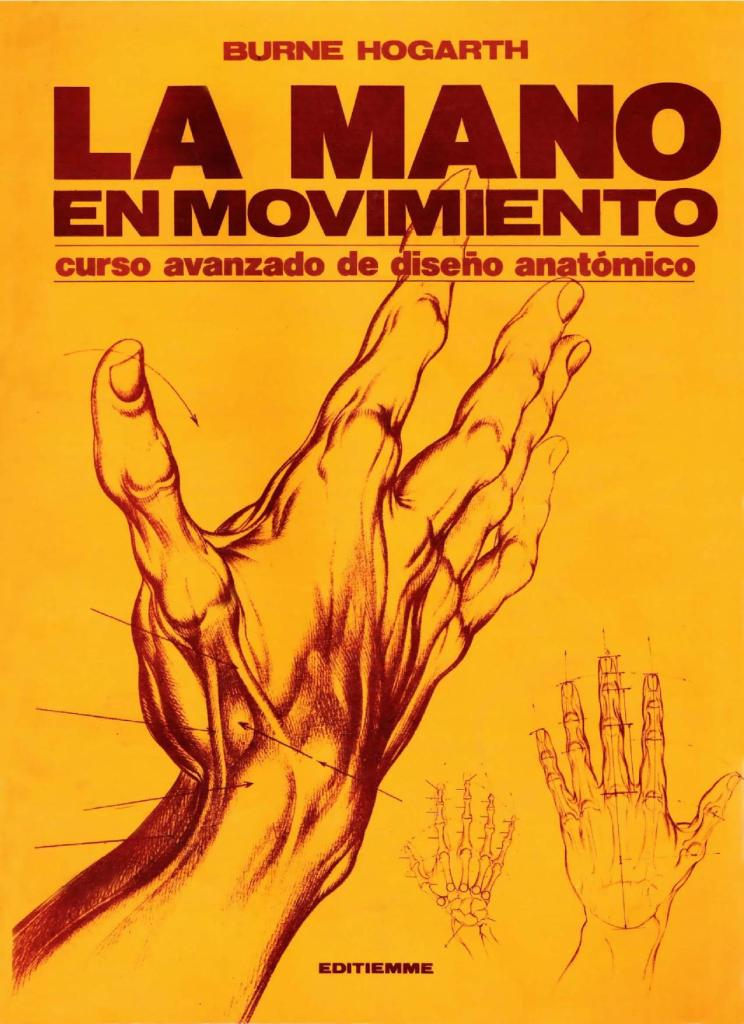 Sheigon Art: Aprende a dibujar manos- Descarga La mano en movimiento pdf