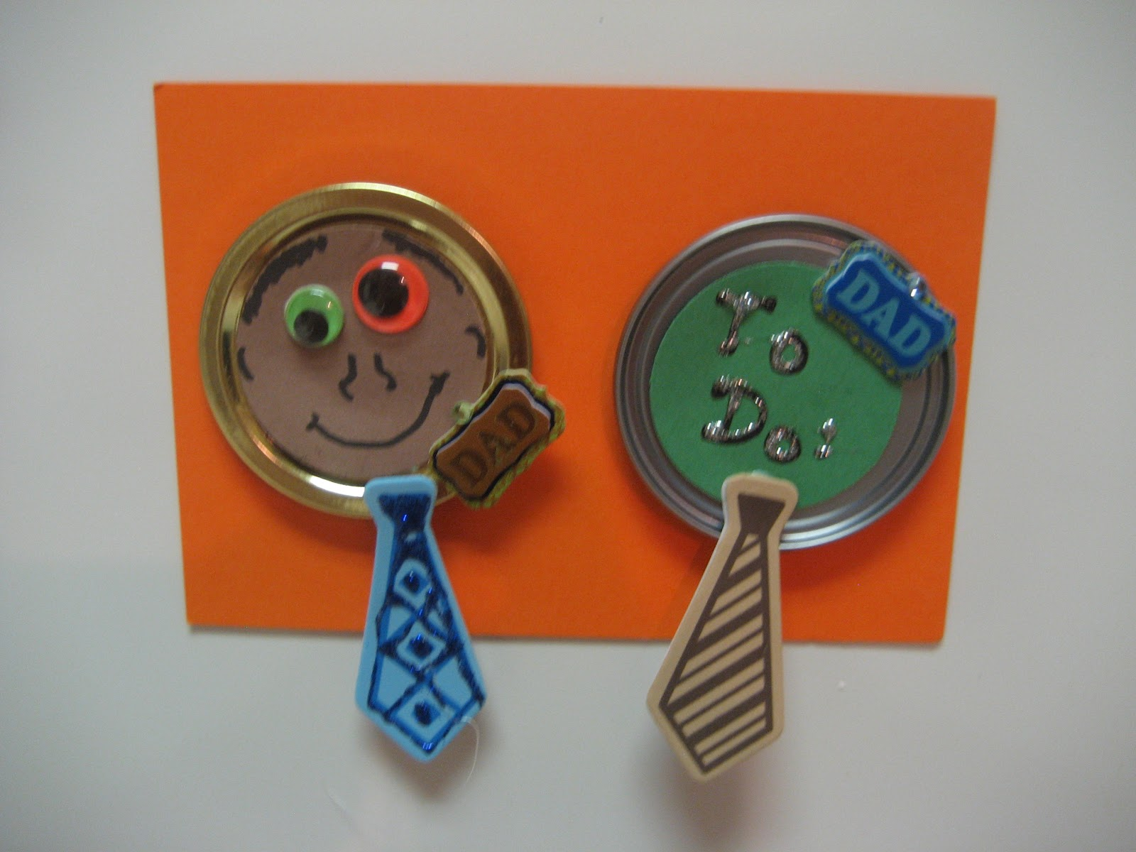 A Grade One Nut And Her Squirrelly Crew Father S Day Lid Magnets