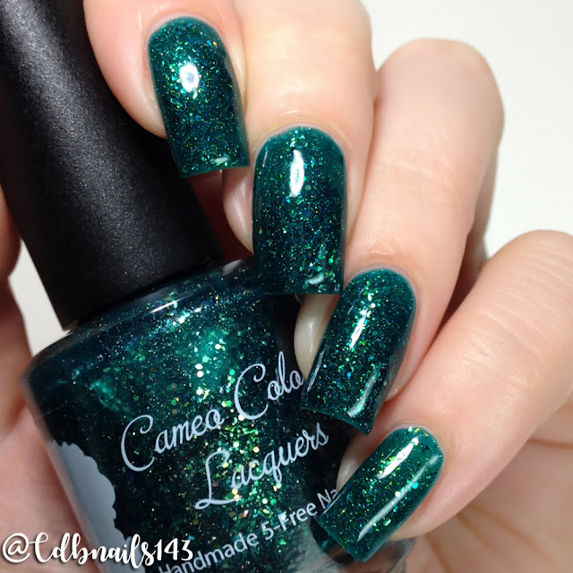 Cameo Colours Lacquers-An Evil That Devours