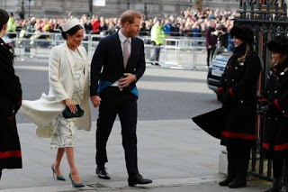 Prince Harry And Meghan To Keep Numb On The Birth Of The Royal Child
