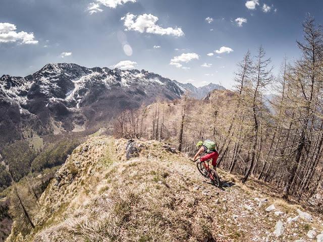 Mountainbike Kanin und Umgebung 2019