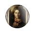 Damon (The Vampire Diaries) - Botton (#TVD004) - 3,8 cm