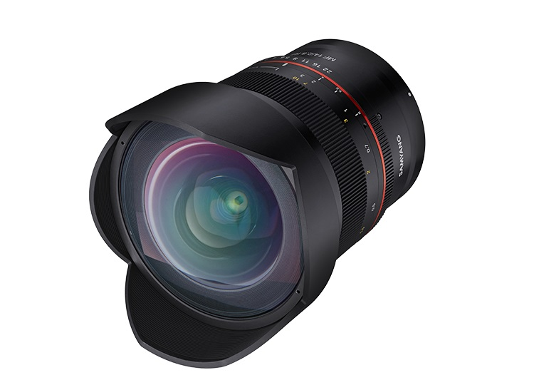 Samyang MF 14mm f/2.8 RF