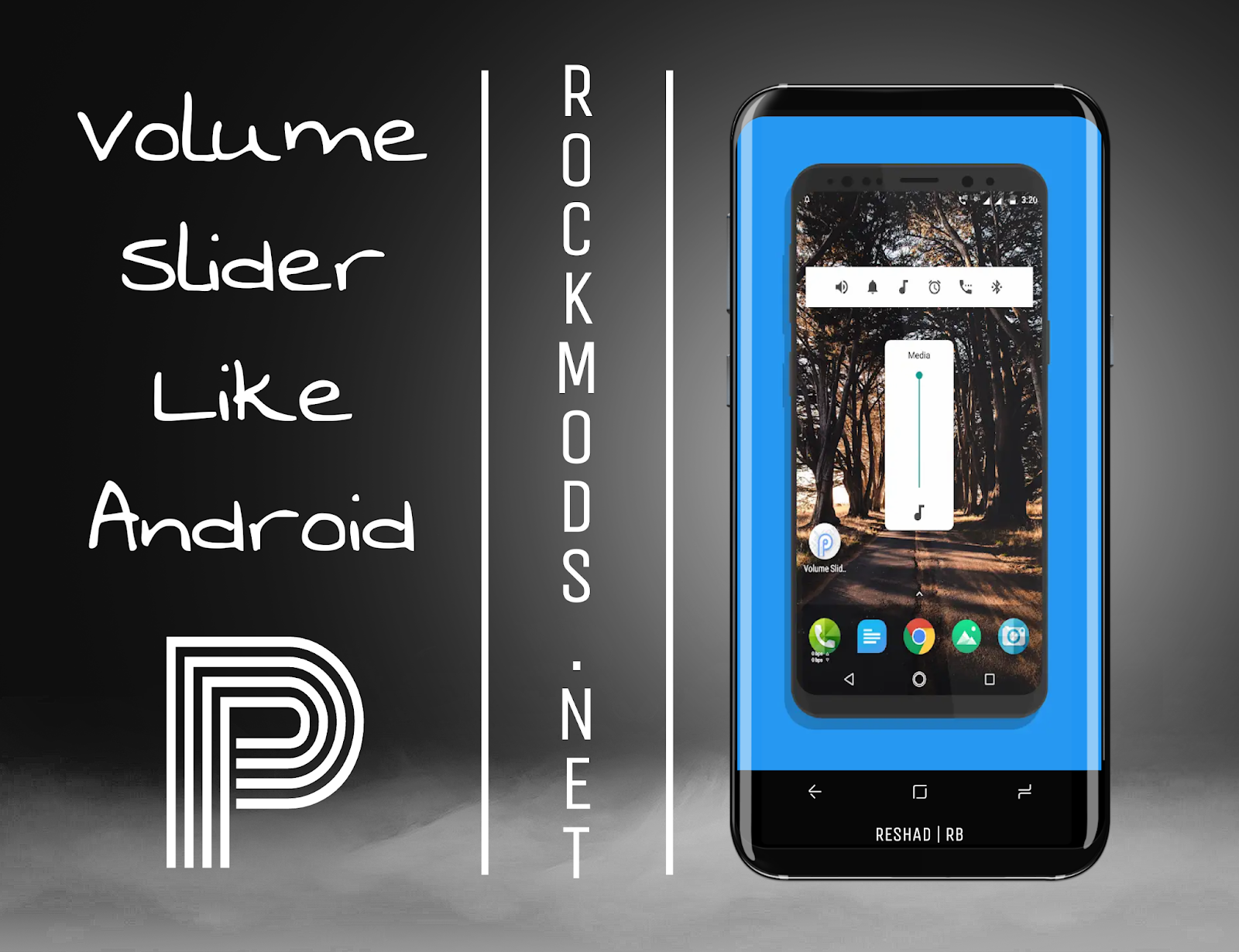 P Volume Slider 3 0 (Mod Pro + Lite) - RB Mods