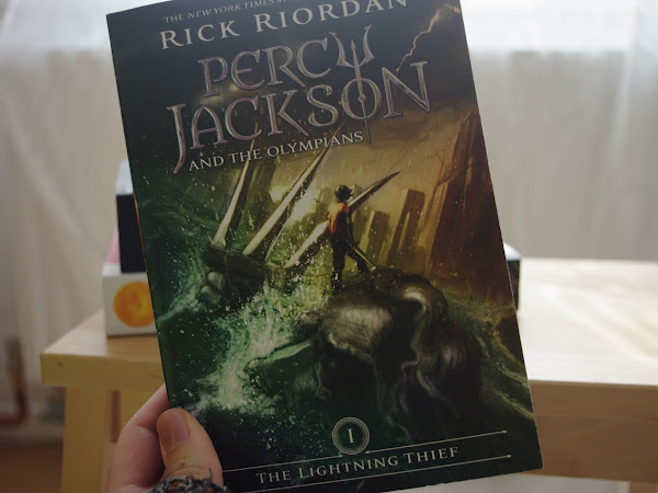 [Rezension]The Lightning Thief - Rick Riordan