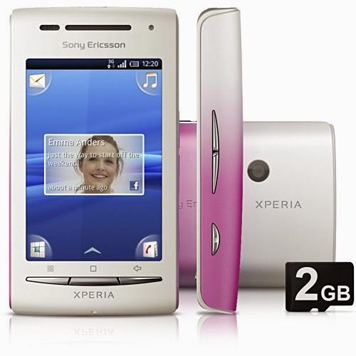 Spesifikasi Sony Xperia X8 Terbaru