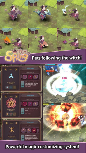 WitchSpring 1 30 APK | APK ANDROID