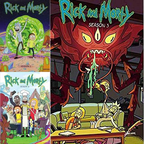 rick and morty season 3 download rar